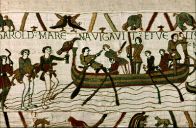 an introduction to the significance of the bayeux tapestry Easily to understand information about the bayeux tapestry it is called the bayeux tapestry because it has been kept at bayeux the bayeux tapestry - introduction.